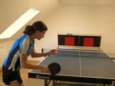 Power Returnboard VARIANT - best ping pong rallies