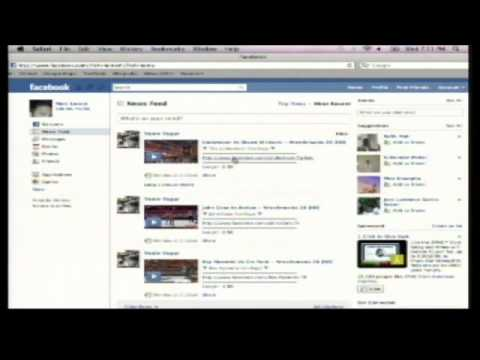 How to Navigate Tabs on Facebook
