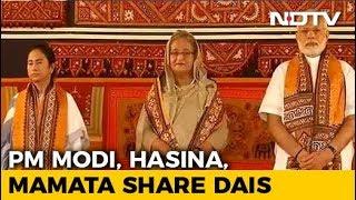 PM Modi, Sheikh Hasina To Inaugarate Bangladesh Bhavan in Bengal's Santiniketan - NDTV