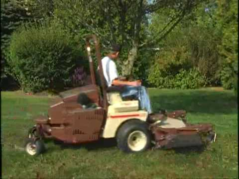 Professional Cut | Grasshopper Mower