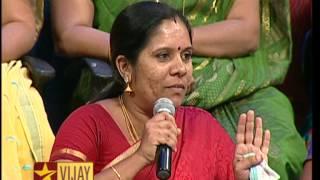 Neeya Naana 01-03-2015 Promo Debate between sister in laws – Vijay tv Show