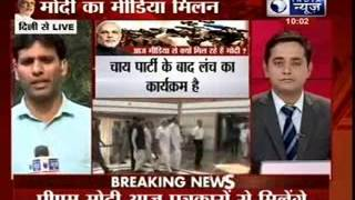 PM to meet the press at Delhi BJP office - ITVNEWSINDIA