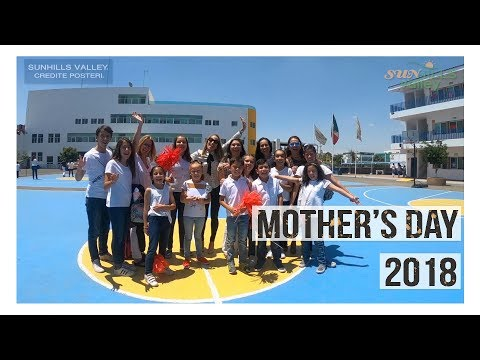 Mother's Day 2018!