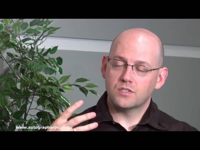 "Brad Meltzer talks with Autographaroo about his new book ""Heroes for My Son"""