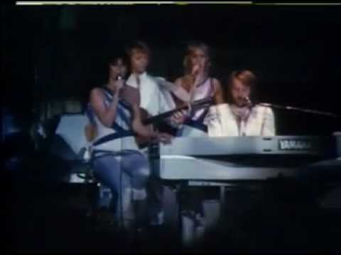 ABBA - Live Concert in USA, World Tour 1980 (53'50 min)