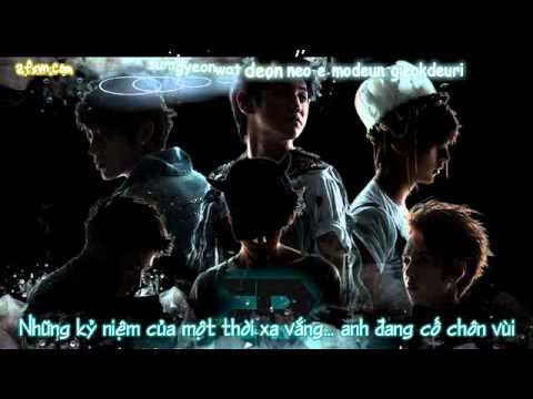 [Vietsub + Kara] On Rainy Days - Beast / B2ST [AFSvn]