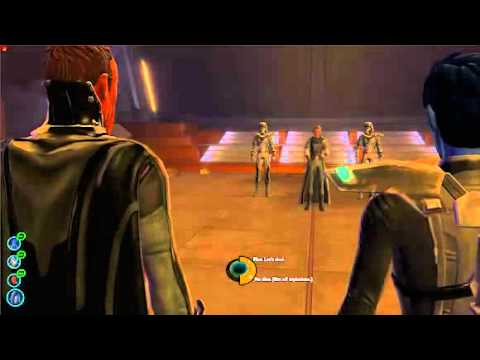 Star Wars: The Old Republic - Cinematic Design 1 Trailer