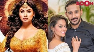 Mouni Roy to do a cameo in Naagin 3? | Anita Hassanandani's cryptic message on social media - ZOOMDEKHO
