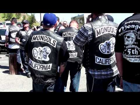 Mongols MC - Riding