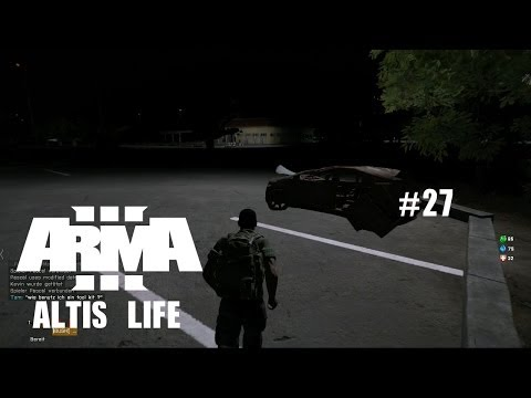 Let's Play: ARMA 3 Altis Life - #27 - In der Einsamkeit [XXS][Together][HD]