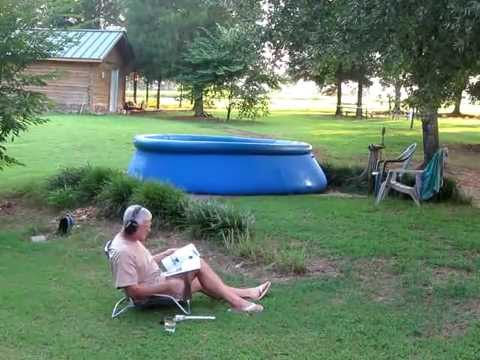 S&w 500 Magnum Vs. Swimming Pool