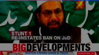Pakistan claims to act against Jaish-e-mohammed after whip from global watchdog - NEWSXLIVE