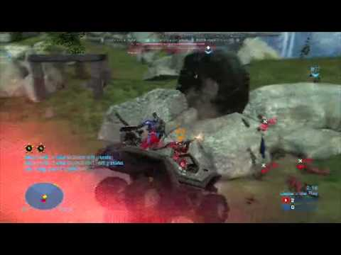 "Game Fails: Halo Reach ""Come for the trick... stay for the encore"""