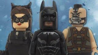 LEGO Batman : The Dark Knight Rises Minifigures - Showcase