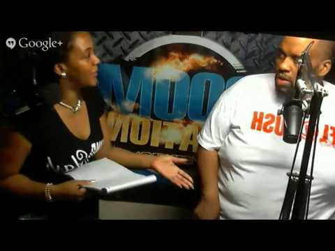 MUZIK MANIA W/ LEE MAJOR DE BOSS & GENIE SWEETNESS - 4/17/14 (7 O'CLOCK HOUR)