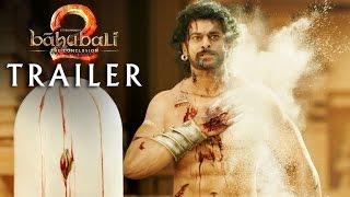 Baahubali 2 - The Conclusion Trailer | Prabhas, Rana Daggubati | SS Rajamouli - BAAHUBALIOFFICIAL