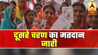 Second Phase of Lok Sabha Elections 2019: Full coverage of 9 am - ABPNEWSTV