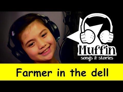 Muffin Songs – Farmer in the Dell Tekerlemeler ve İngilizce Çocuk Şarkıları