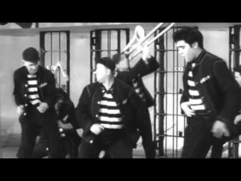 Elvis Presley - Jailhouse Rock (HD Music Video)