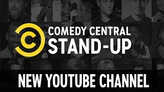 Introducing Comedy Central's Stand-Up YouTube Channel - COMEDYCENTRAL