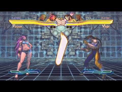 SF x T v.2013: Bi Weekly Tournament Match HDJammerz Vs Ro (Losers Finals)