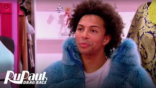 RuPaul & Marc Jacobs Give Shangela Snatch Game Tips 'Sneak Peek' | RuPaul's Drag Race All Stars 3 - VH1