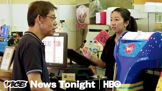 What It's Like To Sell Burgers In North Korea (HBO) - VICENEWS