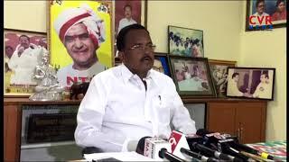 Motkupalli Narasimhulu Fires on AP CM Chandrababu Naidu | CVR NEWS - CVRNEWSOFFICIAL