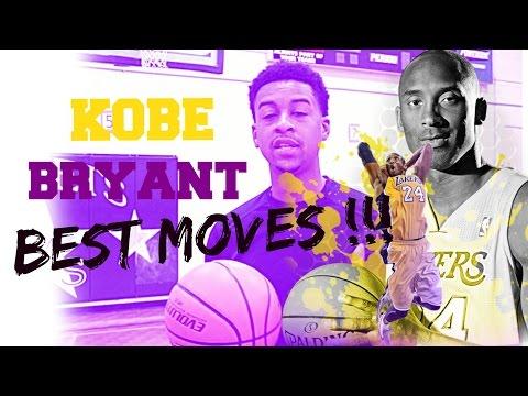 Kobe Bryants Best Moves