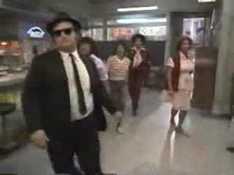 Blues Brothers - Think (Aretha Franklin)
