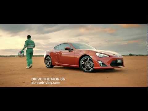 Toyota 86 - Area 86 with Keiichi Tsuchiya ( drift king )