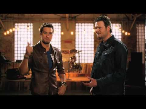 Country Music's Hottest New Couple - Bluke - 2013 ACM Awards