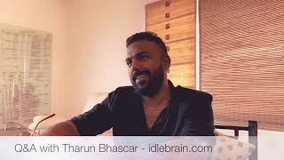 Tharun Bhascar interview by Jeevi - IDLEBRAINLIVE