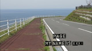 PAGE「MY NAME IS xxxx」