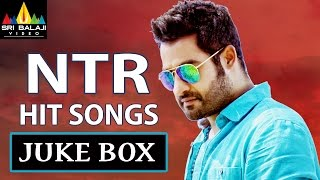 NTR Hit Songs Juke Box | Video Songs Back to Back | Sri Balaji Video - SRIBALAJIMOVIES