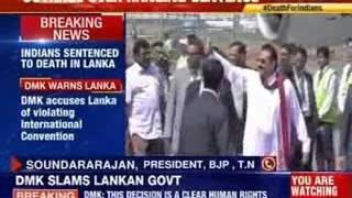 5 Indian fishermen sentenced to death in Sri Lanka - NEWSXLIVE