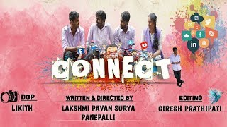 Connect | A Telugu Shortfilm by Pavan Surya | Aditya Media Club - YOUTUBE