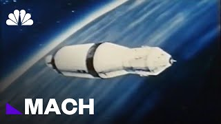 As Historically Significant As Apollo 11, Apollo 8 Launched 50 Years Ago This Week | Mach | NBC News - NBCNEWS