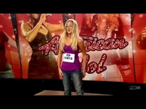 Kellie Pickler Audition for American Idol