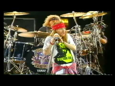 Guns n Roses - Knocking On Heaven's Door
