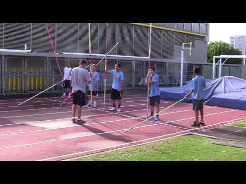 Learning to Pole Vault (Punavision - April 2013)