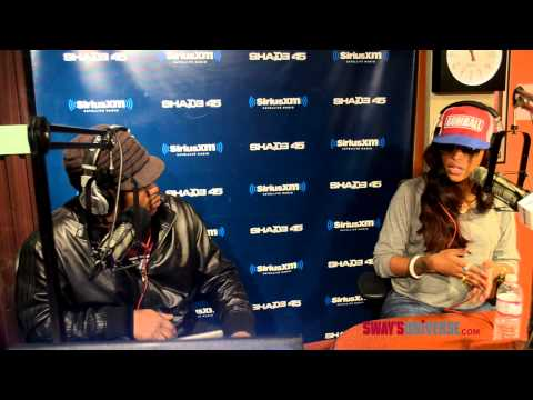 Eve speaks on Love, Music, and Freestyles on Sway in the Morning