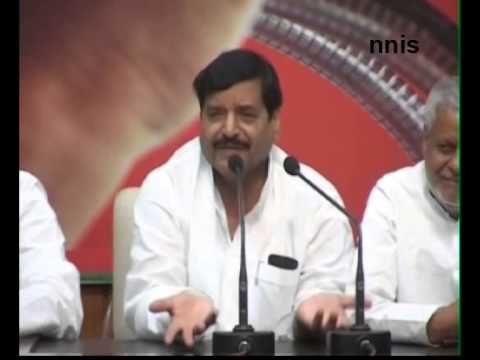 We Dont Have Anything To  Say On Amar Singh Shivpal Yadav