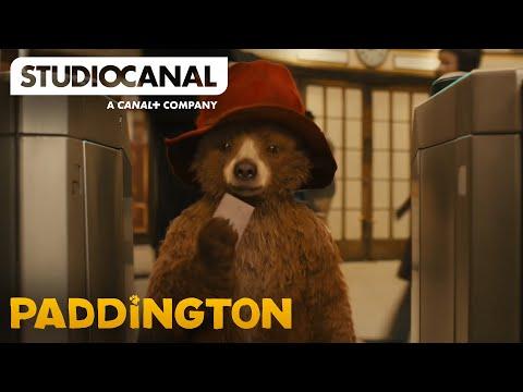 "Trailer filmu ""Paddington""."