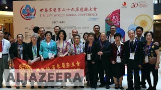 Hong Kong hosts World Hakka Conference - ALJAZEERAENGLISH