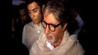 Amitabh Bachchan At 'Bombay To Goa' Special Screening - THECINECURRY
