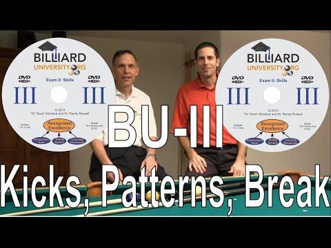 BU III - Exam II: Skills DVD