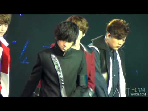 [ARTWOON]120414 SS4 in Shanghai 'OPERA' (Focus Yesung)