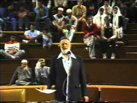 Crucifixion Or Cruci-Fiction - Sheikh Ahmed Deedat