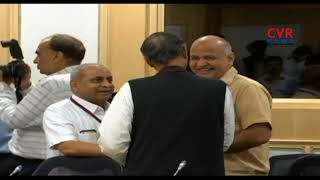 Piyush Goyal holds 29th GST Council meet at Vigyan Bhawan | New Delhi | CVR NEWS - CVRNEWSOFFICIAL